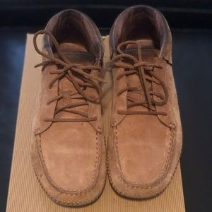Ugg moccasin bootie